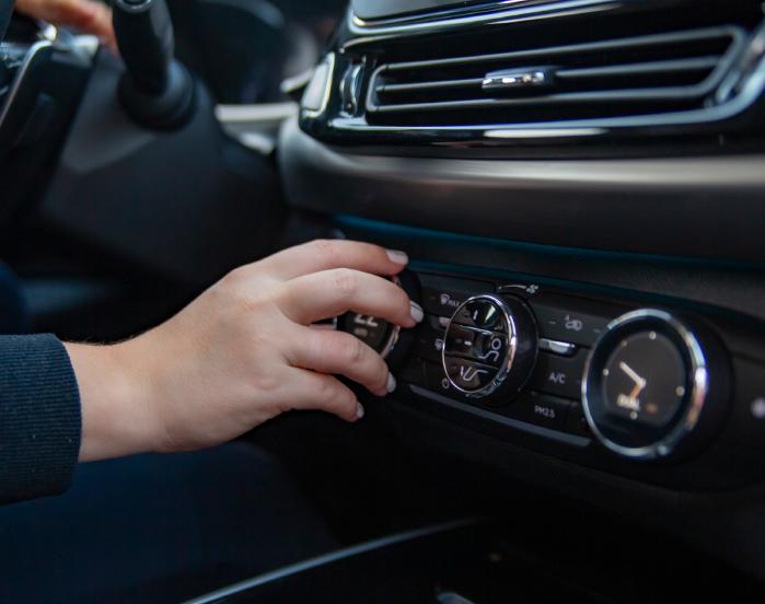 auto kondicionierius